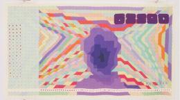 洛杉矶艺术家告诉你比特币纸币会长成什么样