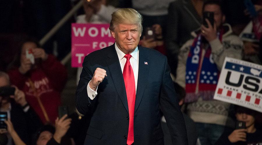 特朗普政府加强美国对区块链的承诺