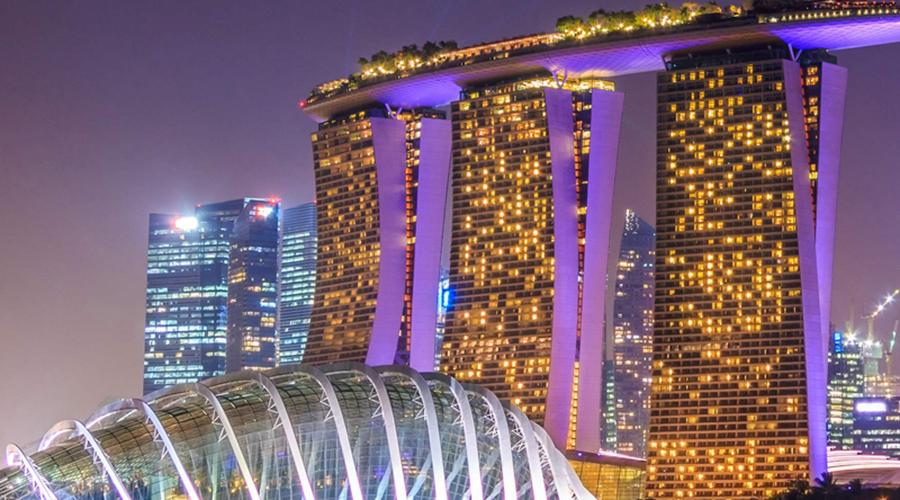 新加坡希望推动区块链发展