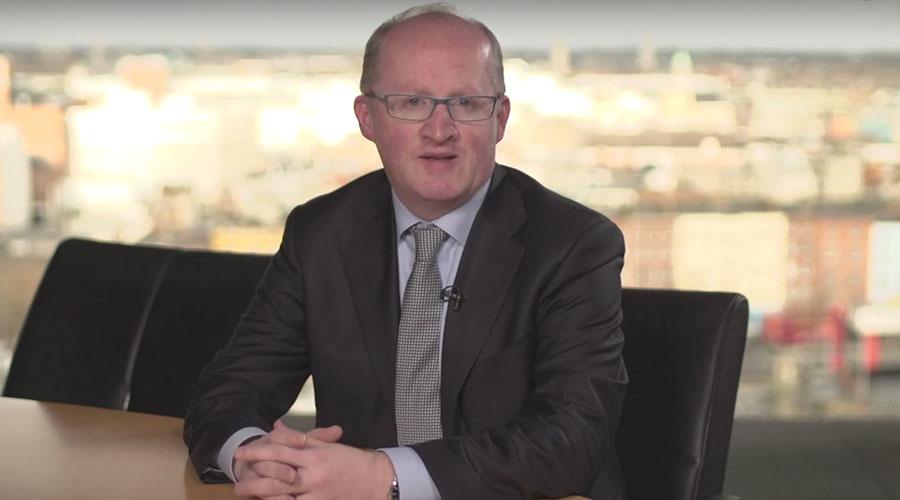 爱尔兰央行行长:区块链是一项重大政策挑战