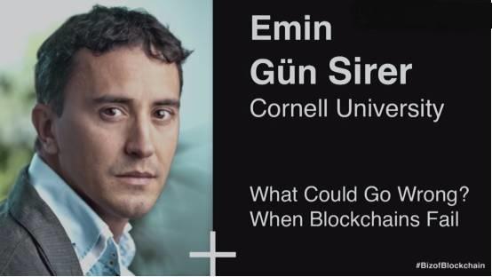 全球著名黑客教授发出区块链失败警告